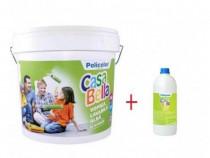 Vopsea lavabila policolor casabella interior 8.5 l + amorsa
