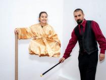 Magician petrecere Tg Jiu spectacol interactiv pt copii