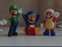 Super Mario și Luigi 8 figurine originale