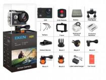 Camera de Filmat Eken H9R 4K Waterproof Full Accesorii
