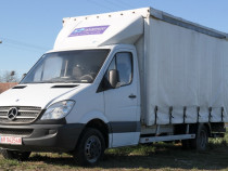 Mercedes Sprinter 515 cu LIFT - an 2007, 2.2 Cdi (Diesel)