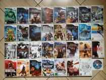 Wii: Iron Man, Thor, Wolverine, Star Wars, Spiderman, etc.