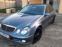 Mercedes E270 Cdi Avantgarde FULL 177 CP - an 2003 luna 11,