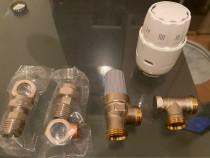 Set robineti tur-retu danfoss noi