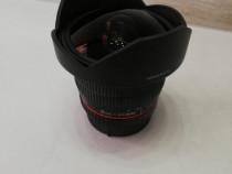 Obiectiv Samyang 8mm F3.5 for NIKON