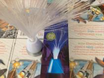 Lampa fibra