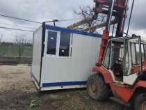 Schimb sau închiriez container modular birou