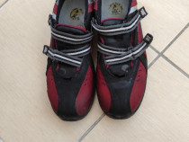 Pantofi cu protecție de fier, mărimea 36/37