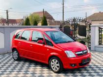Opel Meriva 1.3 Diesel 75 Cp 2007 Euro 4 Model Facelift