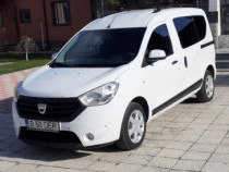 Dacia Dokker 5 locuri 15dci
