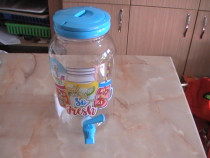 Dozator ( recipient ) cu robinet