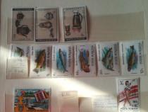 Serii timbre România 1992, nestampilate