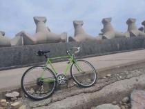 Bicicleta semicursiera cineli italia