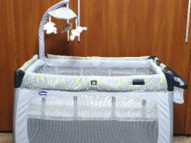 Pat nou bebe de la nou-nascut la 14 kg