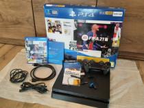 Consola SONY PlayStation 4 Slim 500GB si joc FIFA 21