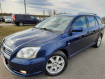 Toyota Avensis, 2005, 2.0diesel 116cp,E4,import Germania