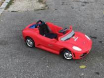 Masina electrica pentru copii Ferrari F12, cu telecomanda.