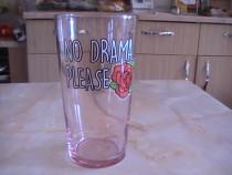 Pahar din sticla