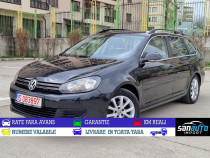 VW Golf VI / 2011 / 1.6 TDI / Rate fara avans / Garantie