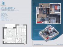 Apartament 2 camere belview residence slatina