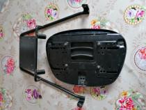 Suport topcase și placa metalica topcase Shad pt Tdm 900