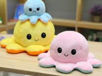 Caracatita reversibila (Octopus doll) diferite culori