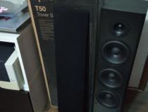 Boxe audio Polk T50 stare foarte buna