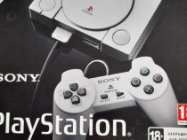 PlayStation Classic in stare excelenta,nefolosit.