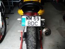 Moto Suzuki sv