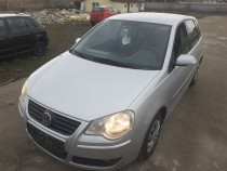 VW Polo 1.2 benzina, 2006, Euro 4, 159.000 km, clima. RATE