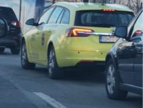 Taxi echipat variante
