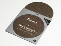 Mat Pro-Ject Cork & Rubber It 3mm, nou, sigilat, la cel mai