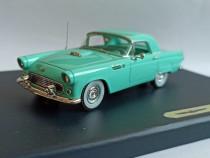 Macheta Ford Thunderbird 1955 verde - Motorhead 1/43