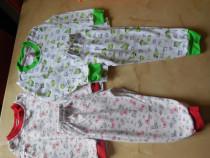 Pijamale pentru baietel de 4 - 5 ani