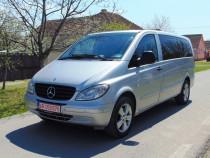 Mercedes-benz vito 115 cdi - 8 locuri