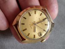 Ceas de colectie POLJOT 17J, placat cu aur, funcțional