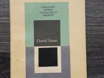 David hume cercetare asupra intelectului omenesc