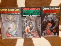 Saga lui Ender-Orson Scott Card (3 vol)