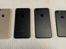 Capac Spate iPhone 7 Plus Gold Black Original Stare Buna