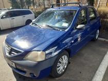 """Dacia Logan """"Laureate"""" 2004."""