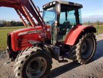 Tractor Massey Ferguson 5465 cu încarcator frontal