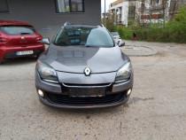 Renault megane 2013 1.5 dci navigatie 3d 2 randuri de genti