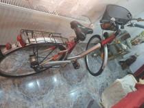 Bicicleta 2.8 aluminium