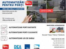 Automatizari porți și uși de garaj