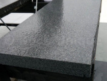 Granit terasa negru lucios