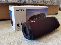 Boxa portabila Sony SRS-XB43B Bass, lumini, Rezistenta IP67