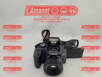 Kit Foto DSRL Canon EOS 800D EF 50mm+EFS 18-55 Blit Godox