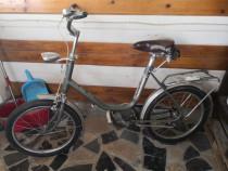 Bicicleta de oraș Pliabila