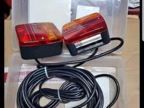 Instalație electrica magnetica detașabilă