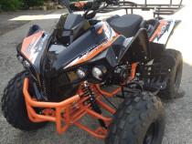 Atv Nou 125 hidraulic brake